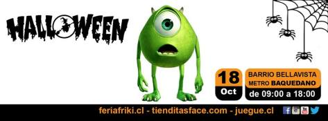 FrikiHalloween