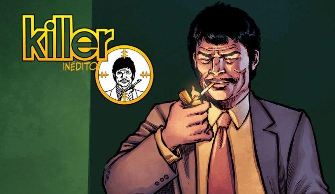 """¡""""Charles Bronson"""" revive en cómic que estuvo guardado 43 años!"""