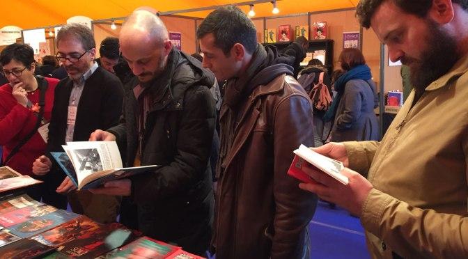 ¡Estuvimos en el Festival Internacional de Historieta de Angoulême!