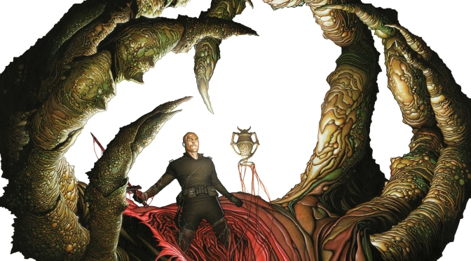 Las Armas del Metabarón: el cómic que Jodorowsky esperó siete años