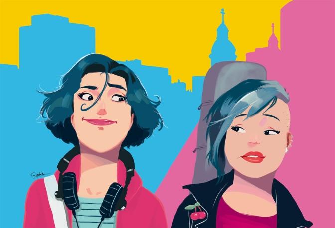 Cigarrillos del Edén: Nuevo cómic revive la juventud de los 90s