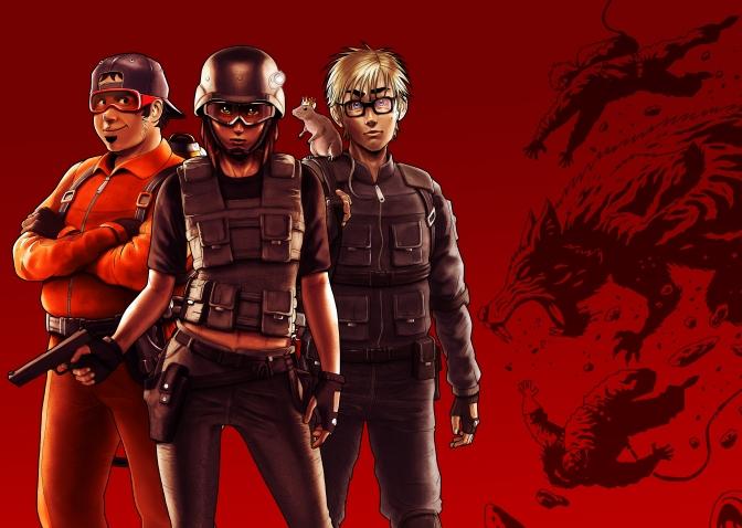 Productora Efe3 y Acción Comics desarrollarán proyectos de televisión basados en historietas