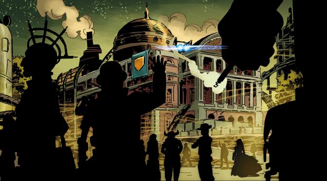 Dibujante de Marvel y guionista chileno adelantan el futuro de Latinoamérica en nuevo cómic